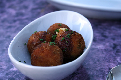 Bellwether farms ricotta fritters