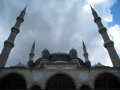 Mosque in Edirne