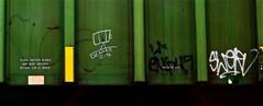 Denver Camera 2176 (mightyquinninwky) Tags: railroad graffiti la streak tag graf tracks railway tags tagged railcar rails graff graphiti hopper freight trainart rollingstock paintedtrain fr8 railart spraypaintart moniker reflectivetape freightcar movingart 2176 paintedsteel gugus swerv freightart denvercamera hopperart taggedhopper paintedrailcar taggedrailcar