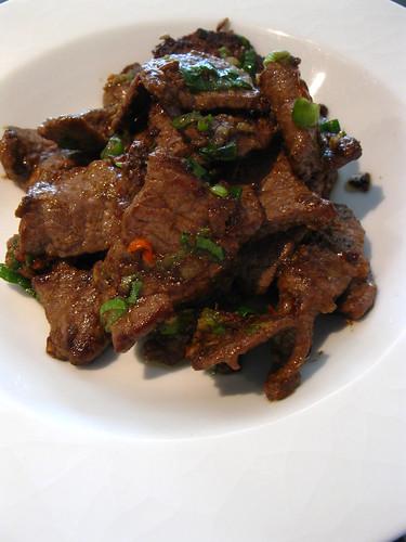 Cumin Beef