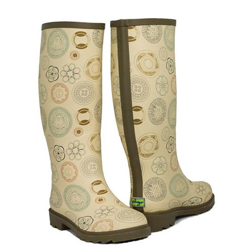 Sew Cute Rain Boots for Plueys