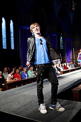 Carlisle Fashion Show (Jamie  Sproates) Tags: students cat canon walk polish cathederal mk2 5d foreign exchange 2470l cultural mkii germans sproatesfashioncarlisle