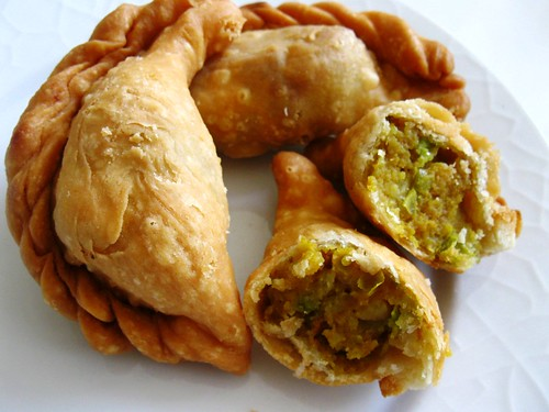 Simple Curry Puffs