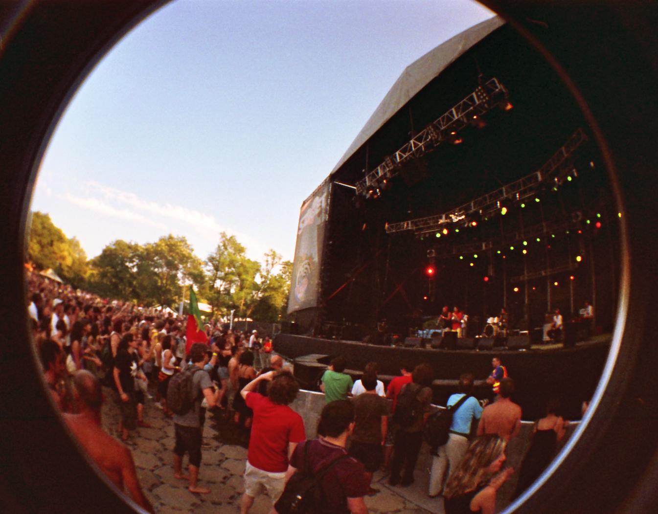 World Music Stage