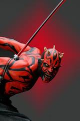 ARTFX de Darth Maul de Star Wars (Acero y Magia) Tags: starwars replica darthmaul figura artfx