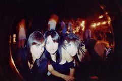karnnvpaufuegos (missundaztood) Tags: party night lomography colorsplashflash fisheye lomografia fisheye2
