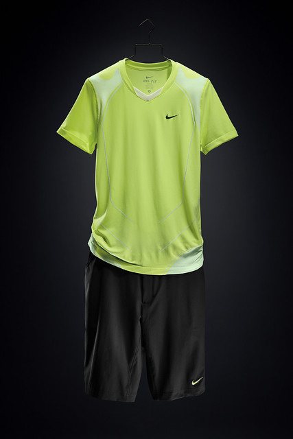 US Open 2010: Rafael Nadal Nike outfit