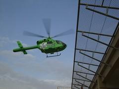 Life Flight of Hamad General Hospital - QATAR    (Feras.Qadoura) Tags: hospital general air flight ambulance corporation medical helicopter emergency paramedic ems hamad hmc doha qatar lifeflight