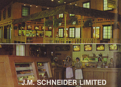1980 CNE Food Building: J.M. Schneider