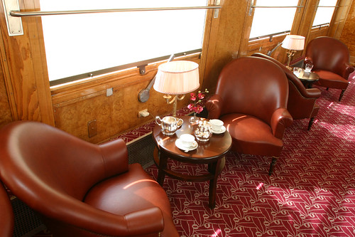 Côte d'Azur - Carriage of the Pullman Orient Express (France)