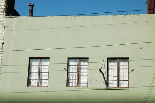 On the streets of Ashvegas: Windows on Lexington Ave