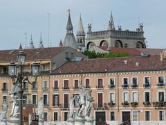 Padova, Veneto, maggio 2010 (uliii78) Tags: italien skyline italia padova pratodellavalle italiy padua veneto
