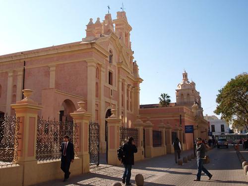 Córdoba: Iglesia y convento de las Teresas