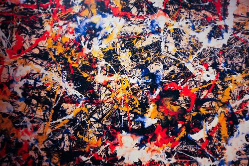 Pollock Print