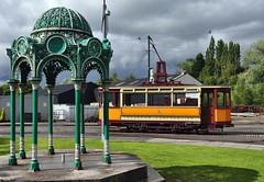Summerlee tram 1017 (geoffspages) Tags: glasgow tram summerlee coatbridge