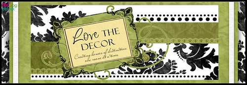 Featured Blogger: Love The Decor