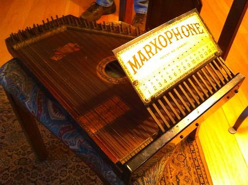 Pam Shaffer's Marxophone