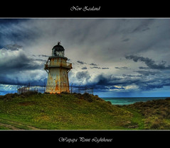 Waipapa Point Lighthouse HDR (msdstefan) Tags: pictures ocean trip travel newzealand vacation sky panorama sun lighthouse holiday sol praia beach strand landscape island polynesia coast soleil iron pacific pics south urlaub playa nikond50 best insel catlins landschaft sonne plage rtw isla spiaggia hdr leuchtturm nicest neuseeland kste oceania pazifik waipapa ozean piont sdpazifik ozeanien polynesien landschaftsbild superaplus aplusphoto platinumheartaward flickrestrellas 100commentgroup bestcapturesaoi tripleniceshot elitegalleryaoi mygearandmepremium mygearandmebronze mygearandmesilver mygearandmegold mygearandmeplatinum mygearandmediamond artistoftheyearlevel5