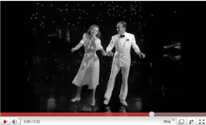 10h29 Fred Astaire Eleanor Powel Volver a empezar Begin to Beguine