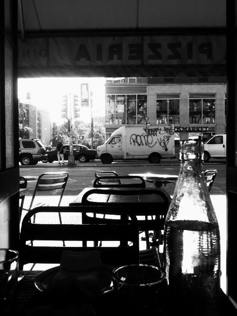window at Pulinos