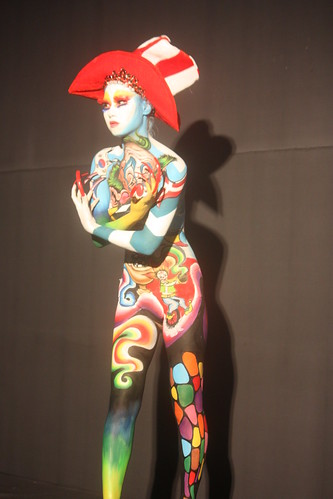 Daegu International Bodypainting Festival