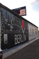 Big InterRail Adventure - Day 5 (Lellie) Tags: interrail berlin germany berlinmauer berlinwall ddr gdr eastsidegallery