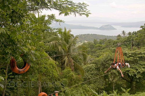 Tagaytay Picnic Grove Zipline