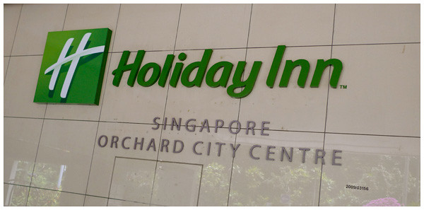 Holiday Inn Singapore Orchard City Centre Hotel