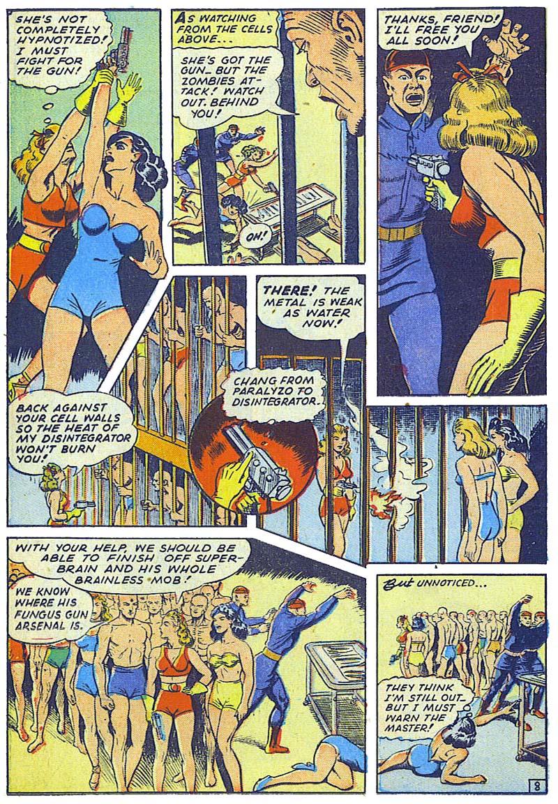 Planet Comics 36 - Mysta (May 1945) 08