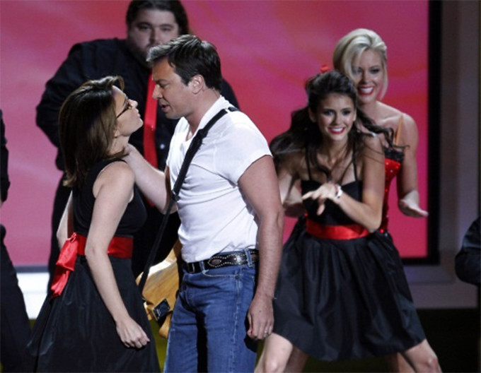 Glee - Jimmy Fallon - Born to Run