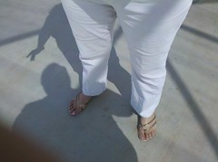 Diane 6 (I_love_womens_feet70) Tags: sexy cum flipflop barefoot barefeet motherinlaw footfetish sloes sexytoes dirtyfeet sexyfeet footjob cumonfeet heelssoftsole