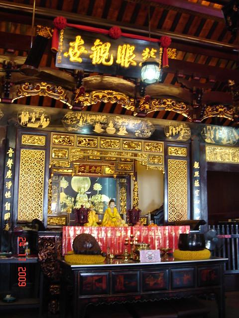 DSC01895 Cheng Hoon Teng Temple,Malacca 马六甲青云亭,