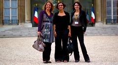 Palais de l'Élysée - Drôle de dames