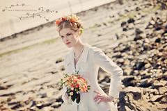 Abbi (Aga Tomaszek Photography) Tags: wedding love southwales wales bride cardiff aga weddingphotography phototom