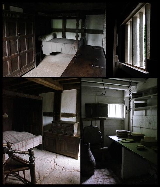Abernodwydd Farmhouse