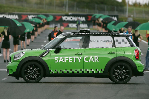 MINI Countryman Safety Car