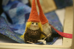 Knitting Gnomes!
