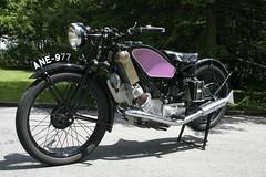 1934 Scott TT Replica
