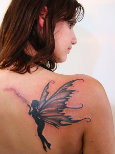 Tattoo Fada - Marcio Rhanuii