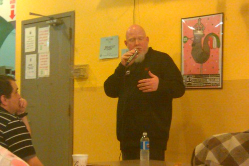 Brother Ali at Breakfast with Gary