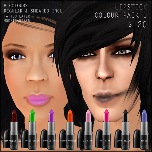 A:S:S - Lipstick 1