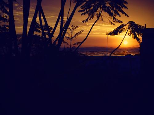 Sunset in Kisumu