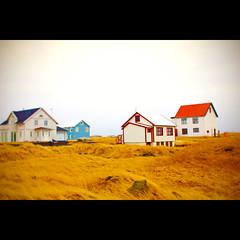 hús (edwardkb) Tags: house cold colour home architecture canon island iceland remote desolate hús