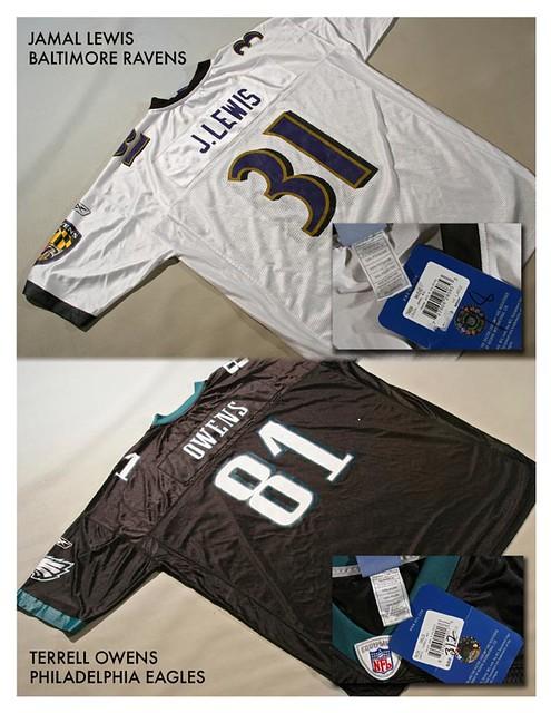 NFL jerseys made in Honduras, sold in U.S. for $75