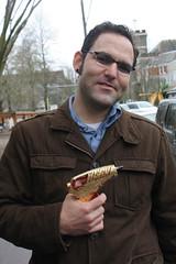 Man With the Golden Glue Gun