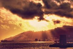 2017-07-02 20.28 (anyera2015) Tags: ceuta canon canon70d amanecer puerto barco velero nublado nubes hdr hacho