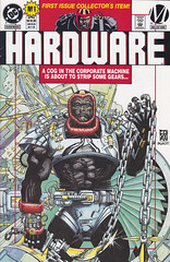 Hardware 1 (micky the pixel) Tags: comics comic heft dc milestone denyscowan hardware curtismetcalf