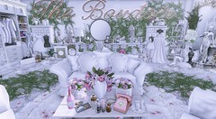 ♥Wedding Dreams♥ (Aiko Lee) Tags: half deer zerkalo floorplan bazar aria lode dust bunny eli dead dollz botanical tres blah compulsion sayo fancy decor little bones david heather the loft ariskea petite maison second spaces one grid soy diamandis anc garbaggio