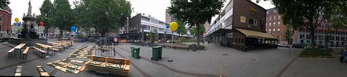Cloudbuster Rond Oprichting Winkeliersvereniging Stadsdriehoek Rotterdam Centrum