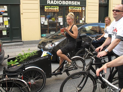 Copenhagen Cycle Parade 2010